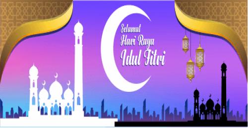Selamat Hari Raya Idul Fitri 1441 Hijriah / 2020 Masehi