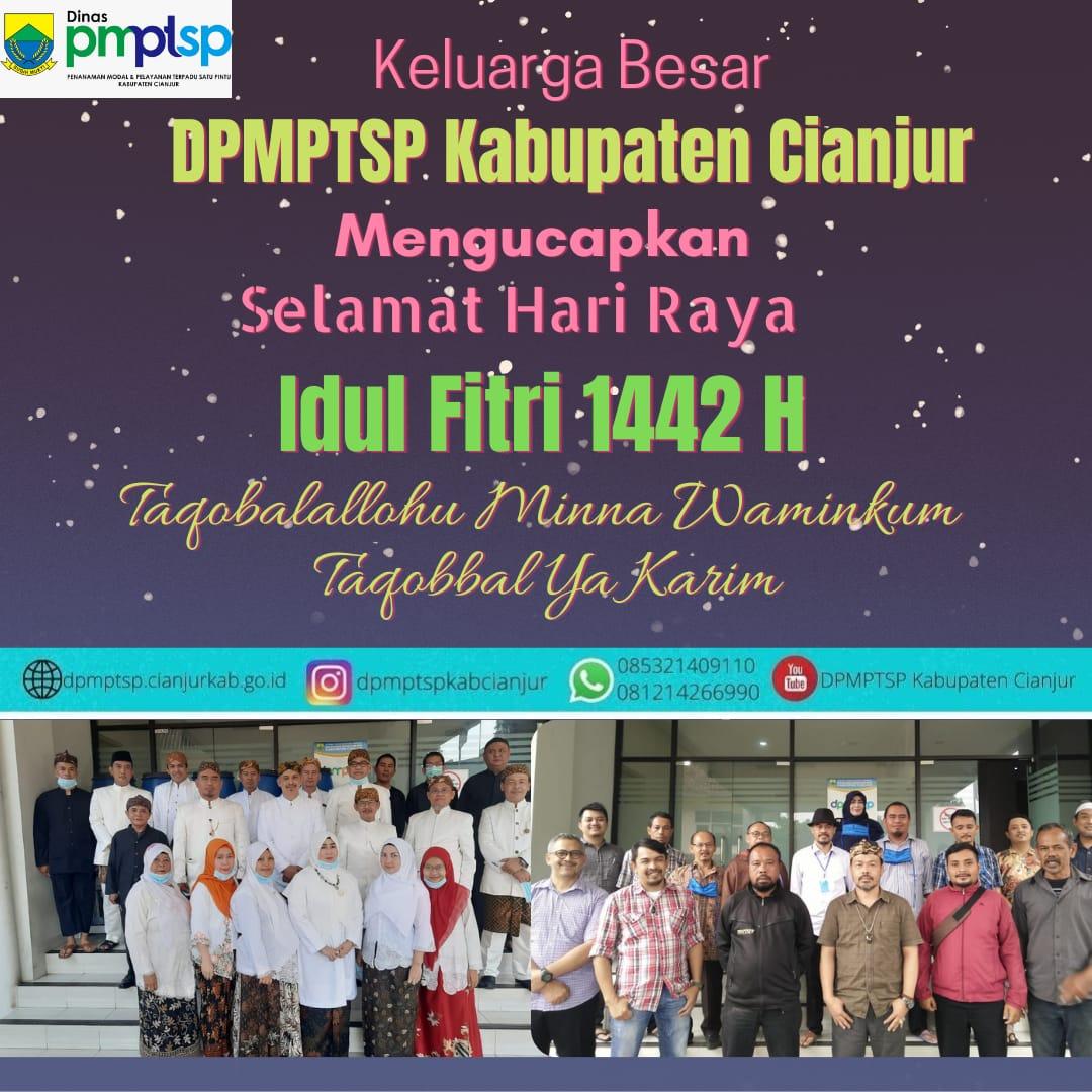 keluarga-besar-dpmptsp-kabupaten-cianjur-mengucapkan-selamat-hari-raya-idul-fitri-1442-hijriyah