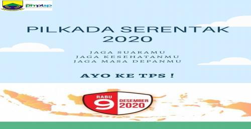 PILKADA SERENTAK TAHUN 2020