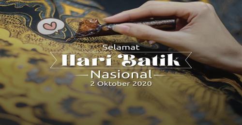 Hari Batik Nasional, Berikut Sejarah Batik di Indonesia